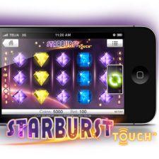 Starburst mobile bonus