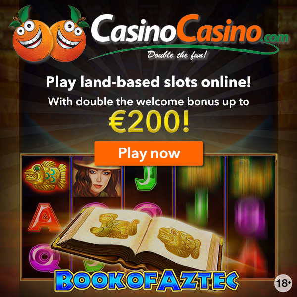 CasinoCasino.com bonus