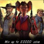 Wild Wild West gokkasten gratis spins