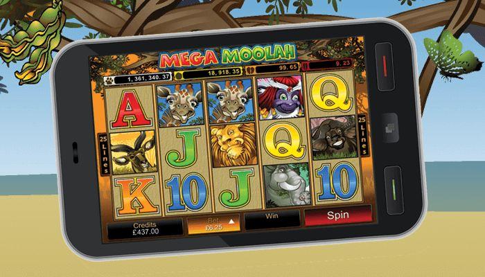geld winnen met Mega Moolah Jackpot