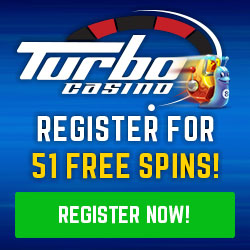 Turbo Casino Free spins