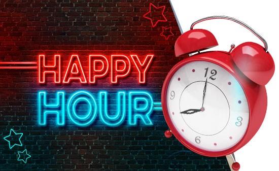 online casino tips Happy Hour
