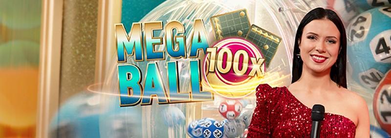 Live Mega Ball Evolution Gaming